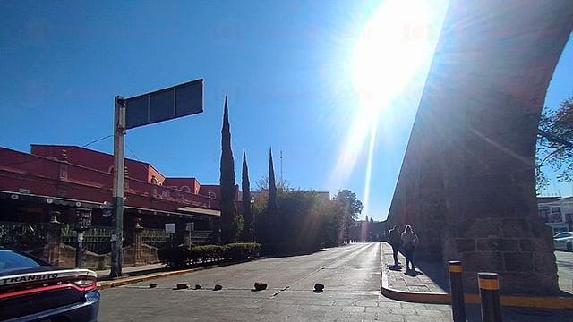 Se espera una temperatura máxima de 28°C, este miércoles en Morelia