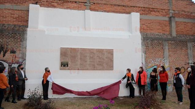 """Develarán mural en memoria a víctimas de feminicidio el """"8M"""" en Morelia"""