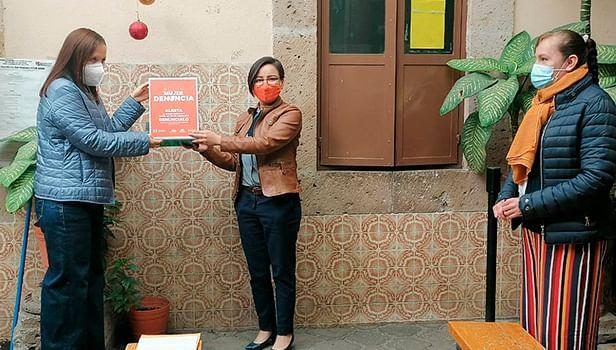 Realiza Segob transición de Buzón Naranja fijo a digital
