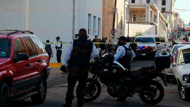 Empleado de gobierno, el asesinado en colonia Industrial de Morelia