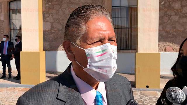 Designación de secretario del Ayuntamiento de Morelia, el lunes: Arróniz
