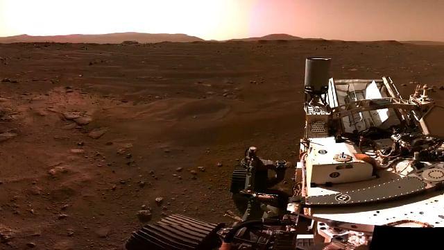 Difunde la NASA primeros sonidos grabados en Marte