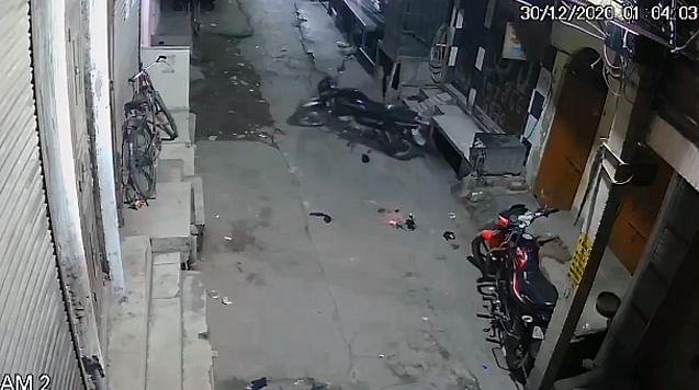 Moto se maneja sola y luego pasa esto [Video]