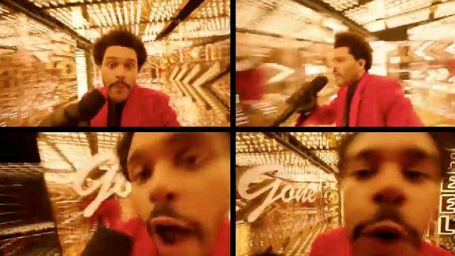 The Weeknd desilusiona con show en Super Bowl  y le llueven memes
