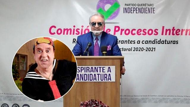 Le quitan a Kiko la candidatura a gobernador en Querétaro