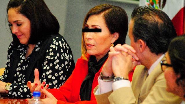 FGR rechaza acuerdo con Rosario Robles; irá a juicio