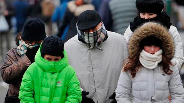 Michoacán: Termómetro desciende hasta los 0 grados Celsius