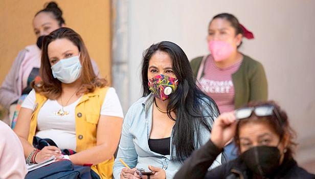 Avanza en Uruapan programa de Estancias Infantiles en Michoacán