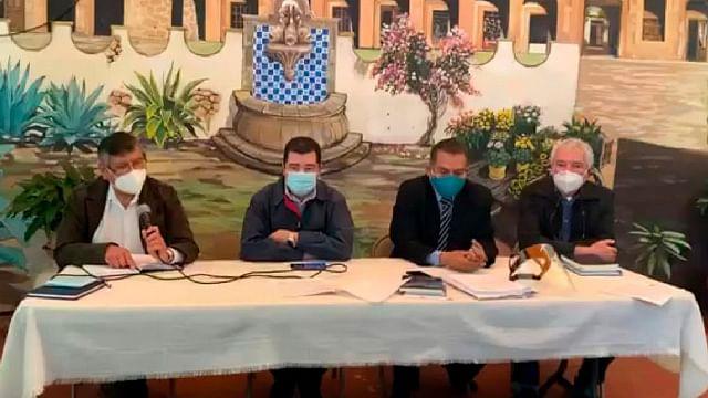 Integrantes del SPUM exigen pago de adeudos ante la falta de acuerdos