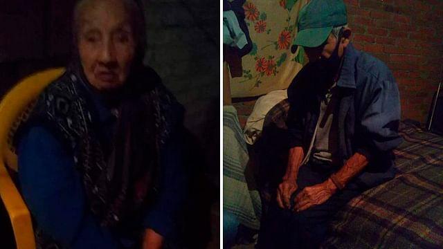 Para sobrevivir, abuelitos venden cerillos en Morelia, pero no les compran