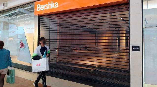 Cierran Bershka Morelia por una temporada