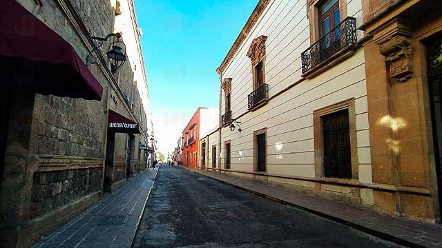 Zona centro de Morelia, la de mayor incidencia delictiva: SSP