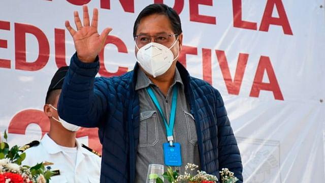 """Para """"dar confianza"""" presidente de Bolivia se aplicará la vacuna rusa"""