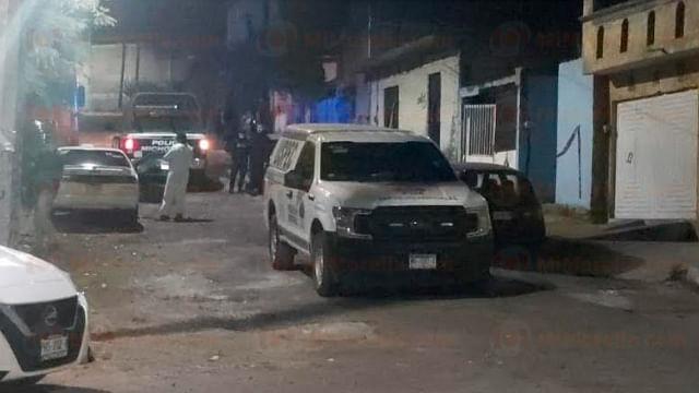Asesinan a balazos a hombre, en Morelia