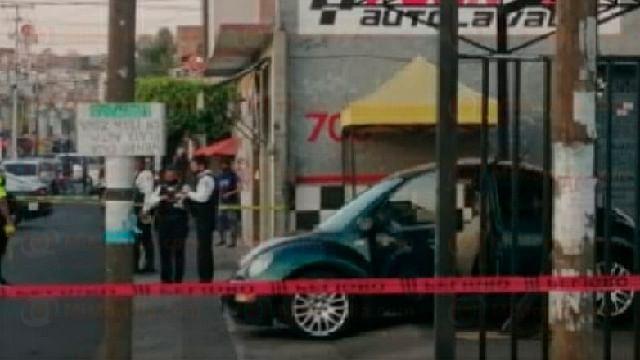 Revelan detalles de asesinato en autolavado de Morelia