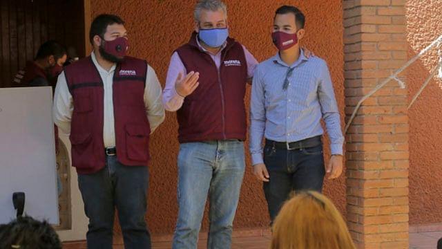 Jóvenes de Morena respaldan a Alfredo Ramírez para buscar la alcaldía de Morelia