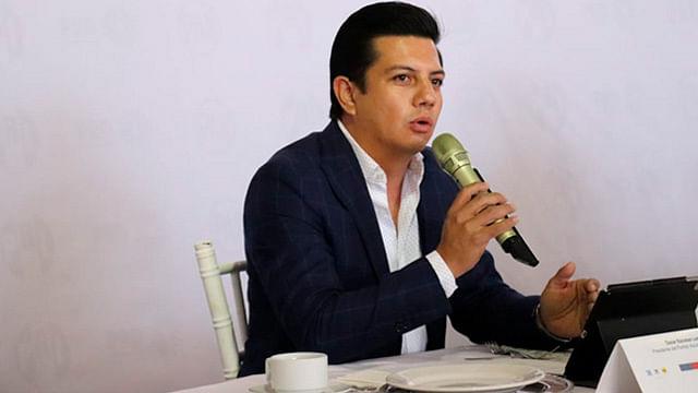 Firme en 90% reparto de candidaturas entre PAN, PRI y PRD: Oscar Escobar