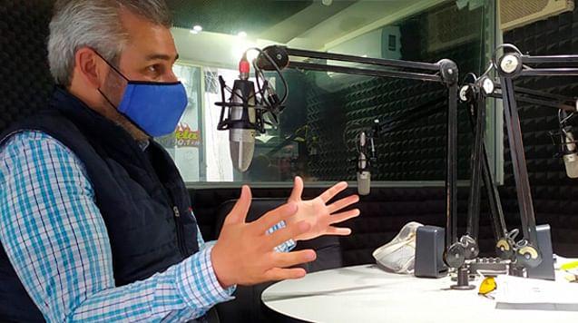 Obradoristas pueden participar en comités de Morena: Alfredo Ramírez