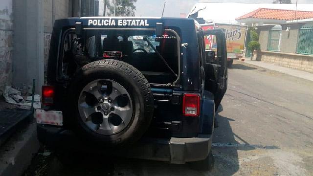 Revelan audio de ataque donde fallecieron 13 policías en el EdoMex