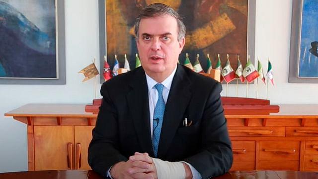 Próxima semana llegan 2.7 millones de vacunas de EU a México: Ebrard
