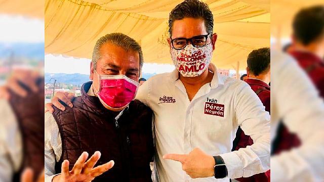 Con Raúl Morón, la 4T llegará a Michoacán: Pérez Negrón Ruiz