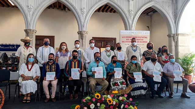 Michoacán: Premian a 297 artesanos en concurso de Domingo de Ramos