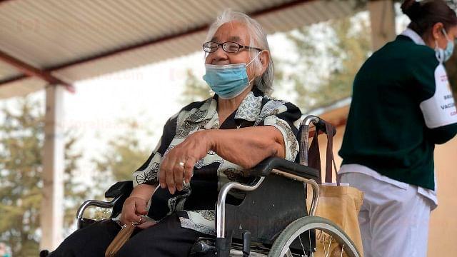Más de 220 mil adultos en Michoacán, ya con una dosis contra Covid-19