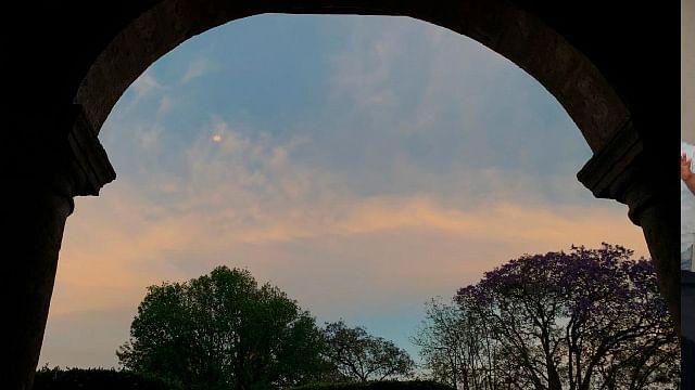 Se espera un lunes con intervalos nubosos, en Morelia