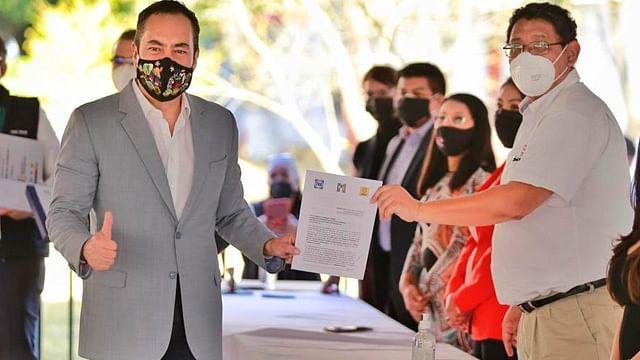Estoy listo para dar las soluciones que demanda la gente: Carlos Herrera