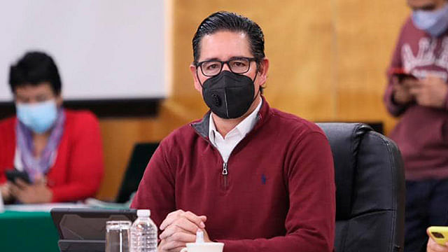 """""""Voy por Morelia para impedir que regrese la corrupción"""": Iván Pérez Negrón"""