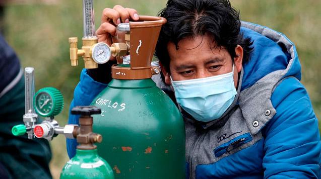 A la baja, solicitud de oxígeno gratuito en el Ayuntamiento de Morelia