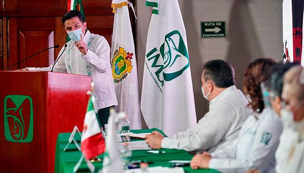 México tiene servidores públicos con un amplio sentido del deber: IMSS