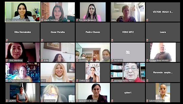 CEDH dio inicio a la semana de los derechos humanos de la mujer