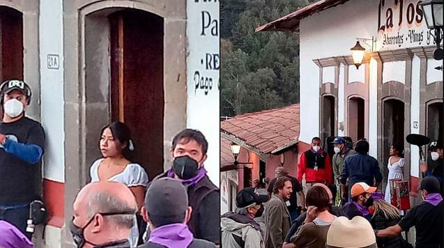 Yalitza Aparicio graba en Michoacán su nueva película, reportan [Fotos]