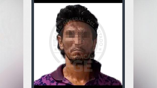 Detiene FGE a presunto feminicida; habría matado a su pareja en Uruapan