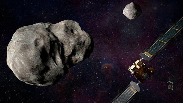 Asteroide pasa muy cerca de la tierra este domingo