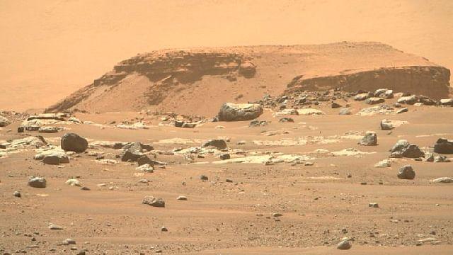 Estas son las mejores imágenes tomadas por Perseverance en Marte