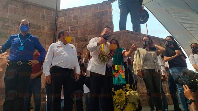 Ayuntamiento de Morelia acusa falta de licencia en evento de Carlos Herrera