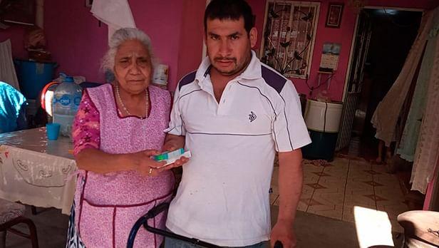 Ante crisis económica y sanitaria, gestionan medicamentos en Maravatío