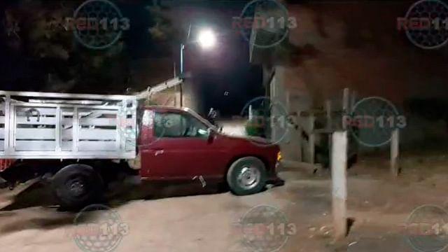 Asesinan a padre e hijo durante riña en colonia de Morelia