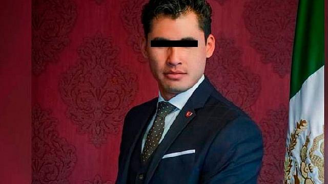 Detienen a excandidato de MC que exhibió fotos inadecuadas con su hija