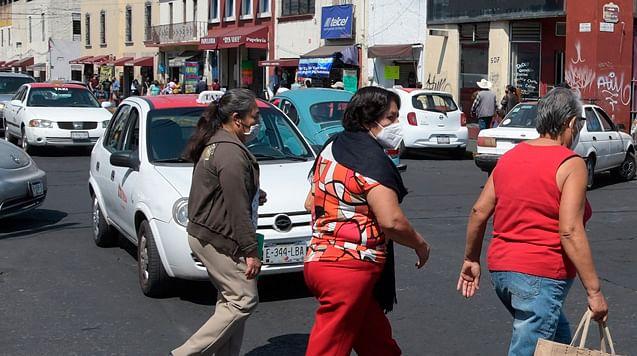 """En Morelia, movilidad """"como si no hubiera pandemia"""": Semovep"""