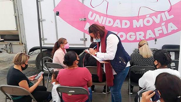 Realizarán Jornada de Detección del Cáncer de Mama en tenencia Morelos