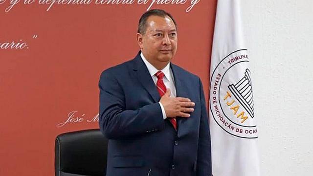 Fallece Rafael Rosales, presidente del TJAM, víctima de Covid-19