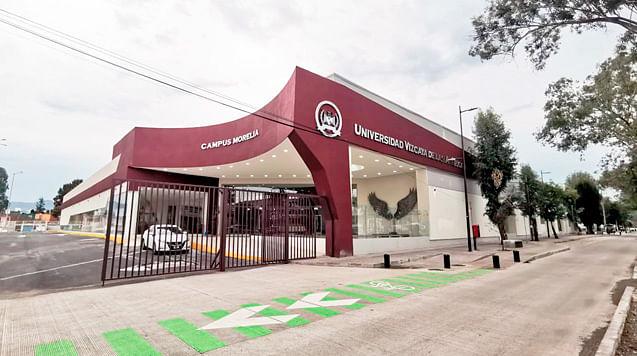 Universidad Vizcaya de las Américas cumple 21 años de labor educativa