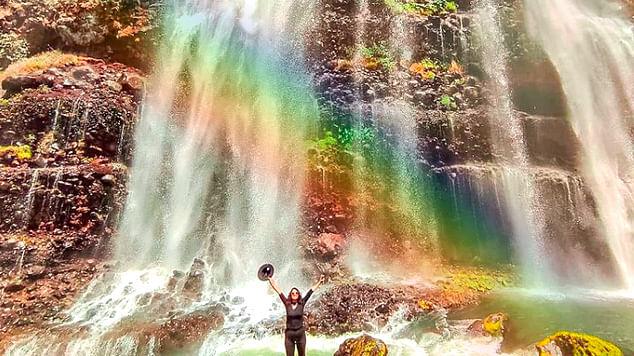 La leyenda dice que este lugar está encantado y se halla en Michoacán