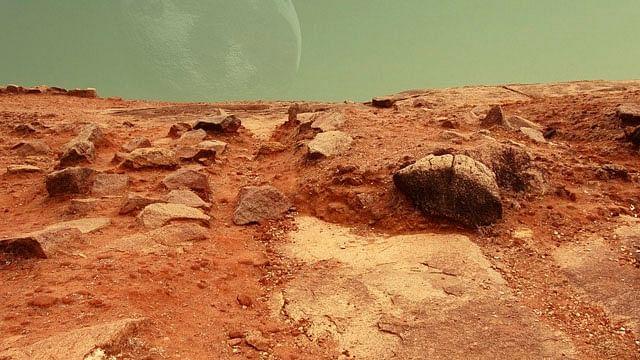 Helicóptero de la NASA sobrevolará superficie de Marte en abril