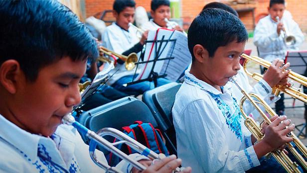 Llega el programa ¡Música Michoacán! a 14 municipios