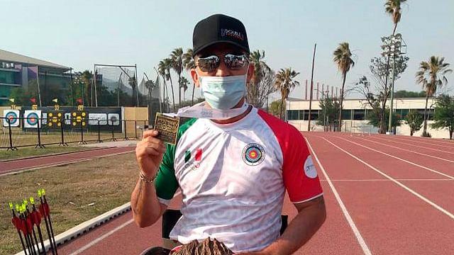 Él es Samuel Molina, el michoacano que va a los Juegos Paralímpicos de Tokio