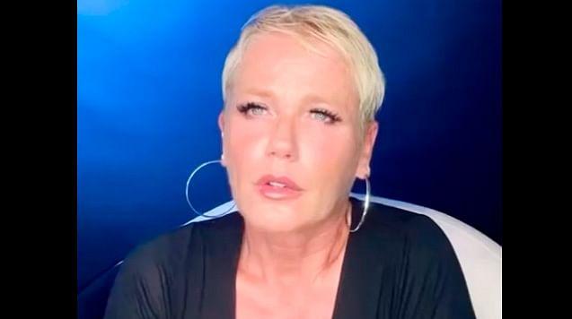 """""""Yo maté a mi mamá"""", dice Xuxa en desgarrador video"""